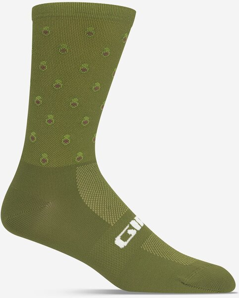 Giro Comp Racer High Rise Sock Color: Avo