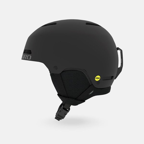 Giro Crue MIPS Color: Matte Black