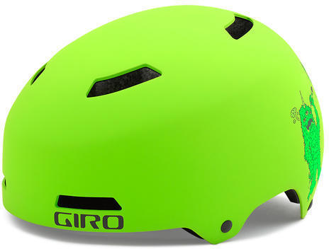 Giro Dime Color: Matte Lime/Boogie Man