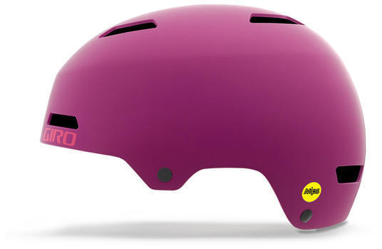 Giro Dime MIPS Color: Matte Berry