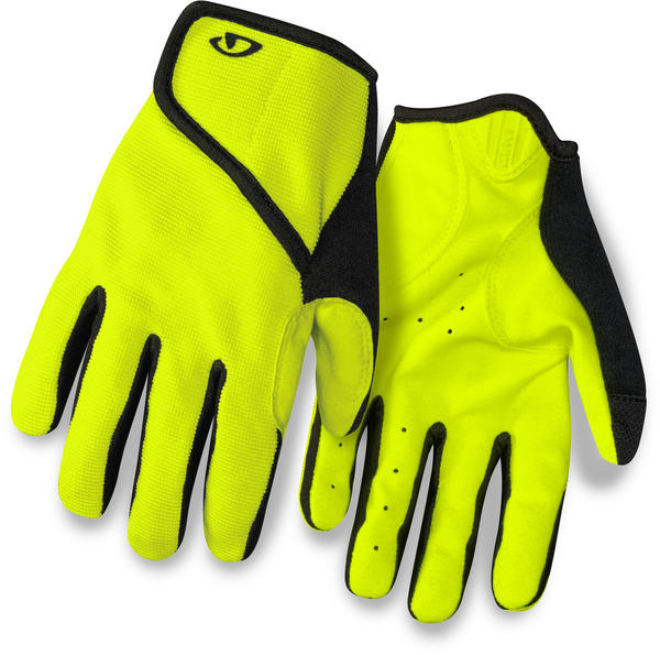 Giro DND Jr. II Color: Highlight Yellow
