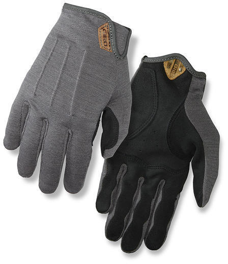 Giro D'Wool Gloves Color: Titanium