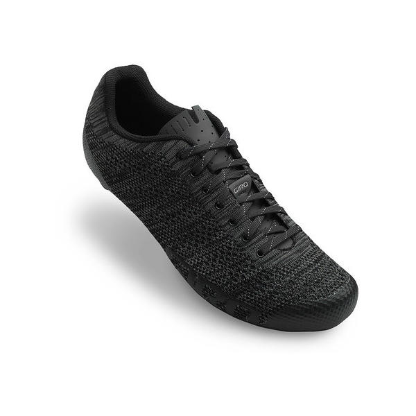 Giro Empire E70 Knit Color: Black/Charcoal Heather