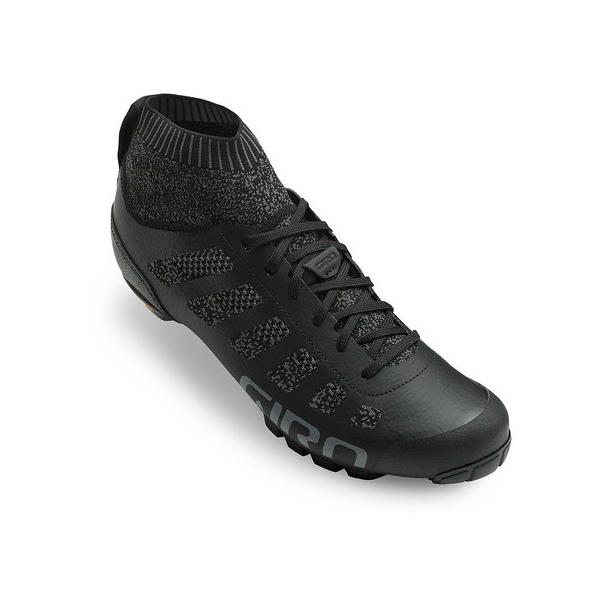 Giro Empire VR70 Knit Color: Black/Charcoal