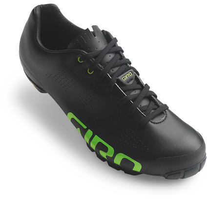 Giro Empire VR90 Shoes Color: Black/Lime