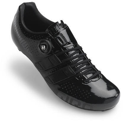 Giro Factor Techlace Color: Black