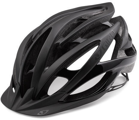 Giro Fathom Color: Matte Black/Gloss Black