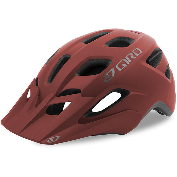 Giro Fixture Color | Size: Matte Dark Red | One Size