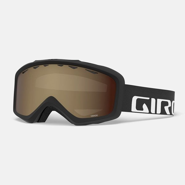 Giro Grade Goggle Color | Lens: Black Wordmark | Amber Rose