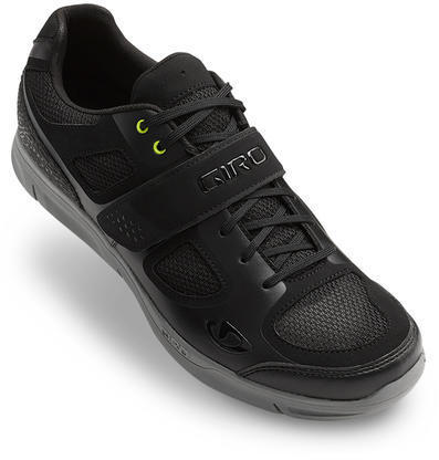 Giro Grynd Shoes Color: Black/Squiggle