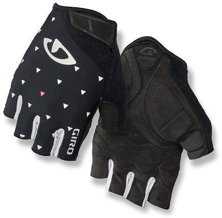 Giro Jag'ette Gloves Color: Black Sharktooth