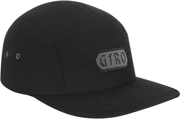 Giro Jockey Cap Color: Black Mono