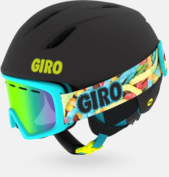 Giro Launch Combo Pack Color | Lens | Size: Matte Black Sweet Tooth | Unavailable | Small