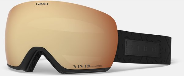 Giro Lusi Goggle Color | Lens: Black Flake | Vivid Copper|Vivid Infrared