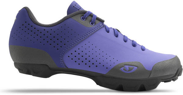 Giro Manta Lace Color: Blue Iris/Dark Shadow
