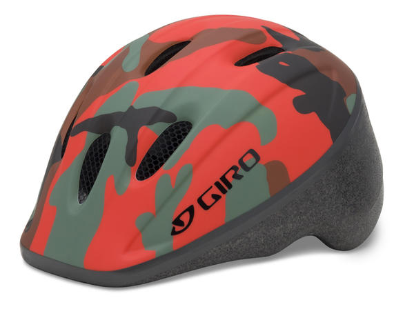 Giro Me2 Color: Matte Glowing Red Camo