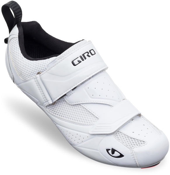 Giro Mele Tri Shoes Color: White