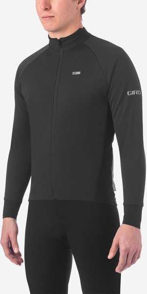 Giro Mens Chrono Pro Windbloc Jersey Color: Black