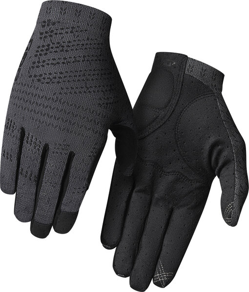 Giro Men's Xnetic Trail Glove Color: Coal