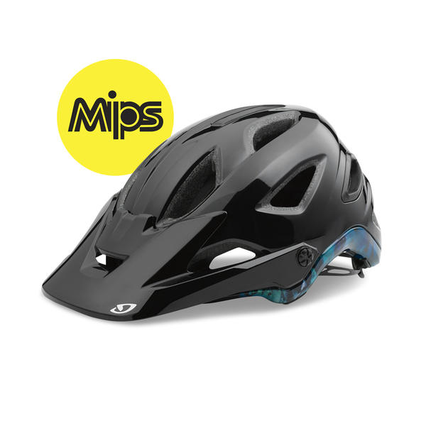Giro Montara MIPS Color: Matte Black Galaxy