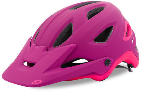 Giro Montara MIPS Color: Matte Berry/Bright Pink