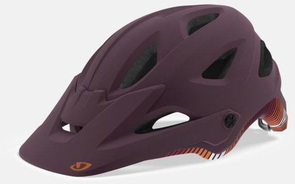 Giro Montara MIPS Color: Dusty Purple Heatwave