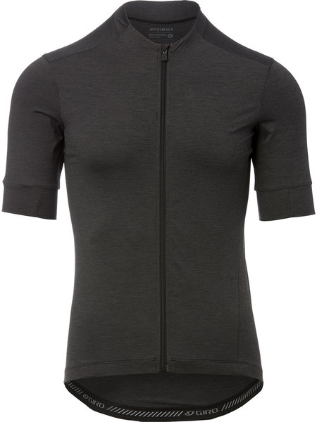 Giro New Road Jersey Color: Charcoal Heather