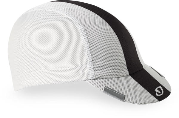Giro Peloton Cap Color: White/Black/Gray