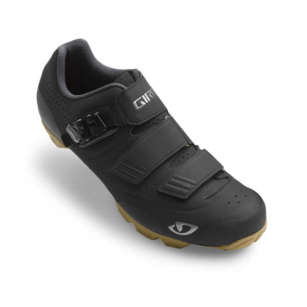 Giro Privateer R HV Color: Black/Gum