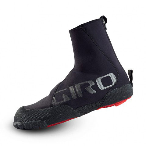 Giro Proof Winter MTB Shoe Cover Color: Black
