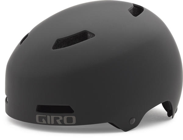 Giro Quarter Color: Matte Black