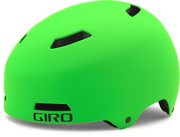 Giro Quarter Color: Matte Bright Green