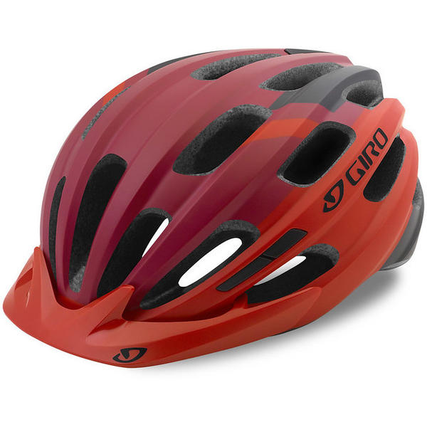 Giro Register Color | Size: Matte Red | One Size