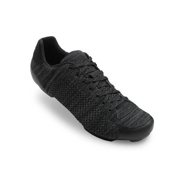 Giro Republic R Knit Color: Black/Charcoal Heather
