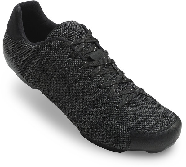 Giro Republic R Knit HV Color: Black/Charcoal Heather