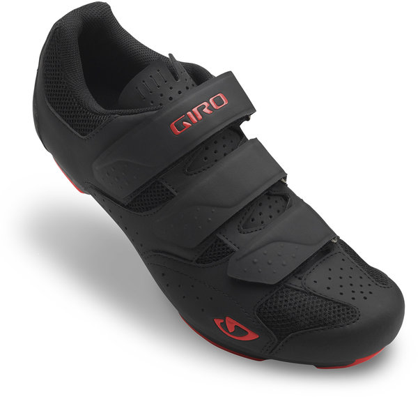 Giro Rev Color: Black/Bright Red