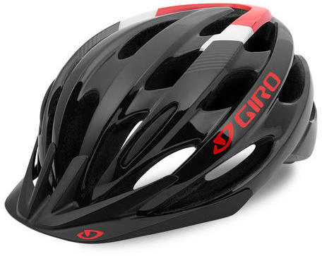 Giro Revel Color: Black/Bright Red
