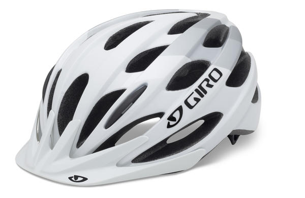Giro Bishop Color: White/Silver