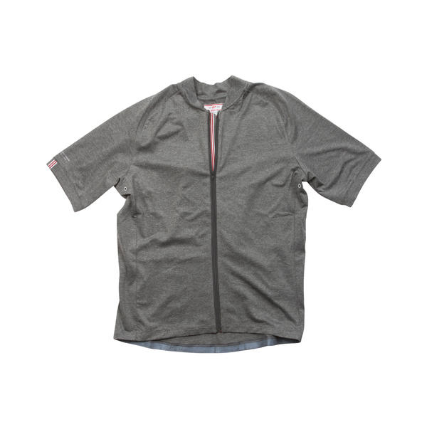 Giro Ride LT Jersey Color: Gray Heather