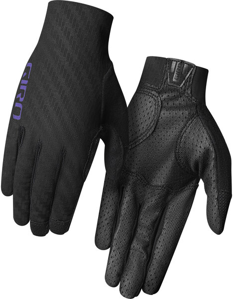 Giro Riv'ette CS Glove Color: Black/Electric Purple