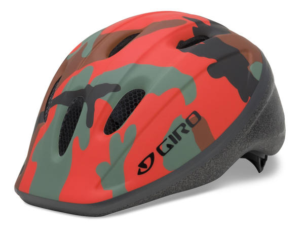 Giro Rodeo Color: Matte Glowing Red Camo