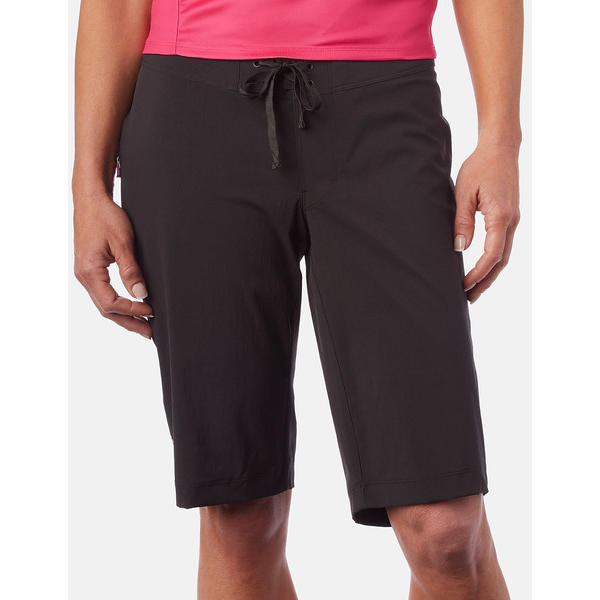 Giro Roust Boardshort Color: Black