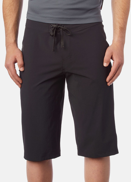 Giro Roust Boardshorts Color: Black