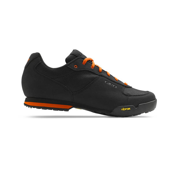 Giro Rumble VR - Men's Color: Black/Glowing Red