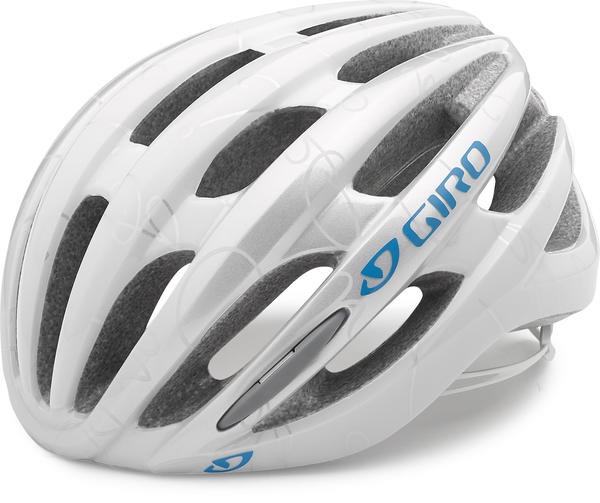 Giro Saga Color: White