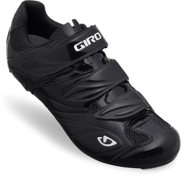 Giro Sante II Shoes Color: Black/White