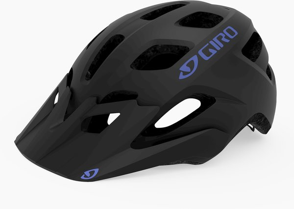 Giro Verce MIPS Color: Matte Black/Electric Purple