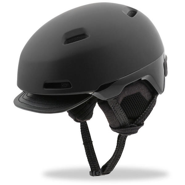 Giro Shackleton Color: Matte Black