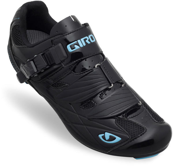 Giro Solara Shoes - Women's Color: Black/Milky Blue