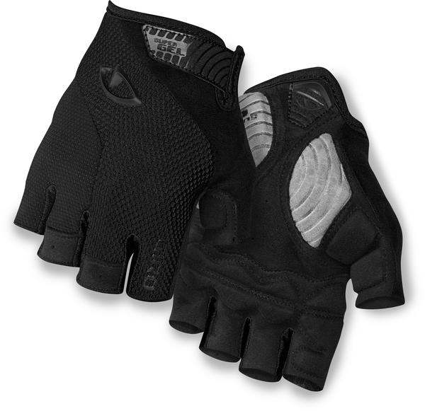 Giro Strade Dure Supergel Gloves Color: Black
